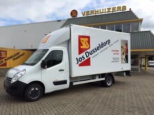 nederland belgië transport